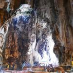 ヒンドゥー教の聖地 〜バトゥ洞窟〜