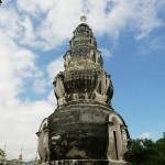 ビルマ王プレーンノーンの墓〜ワットクータオ Wat Ku Tao〜