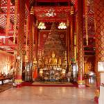 大理石の仏像「プラ・シーラー・カオ」〜ワット・チェン・マン Wat Chiang Man〜