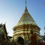 タイ仏教の聖地〜ワット・プラタート・ドイ・ステープ Wat Phra That Doi Suthep〜