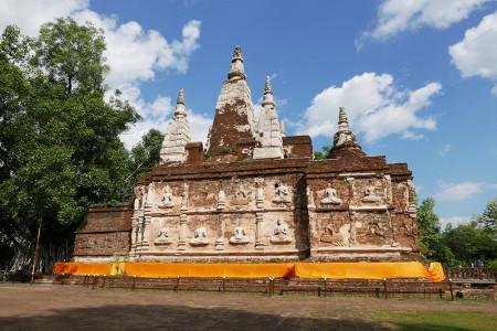 ワット・チェット・ヨート Wat Chet Yot