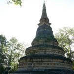 チェンマイで修行できる寺院〜ワット ウモーン Wat Umong〜