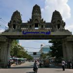 タイからカンボジアへ陸路で国境越え