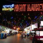 観光客で大賑わい!シェムリアップ繁華街 ナイトマーケット&パブストリート