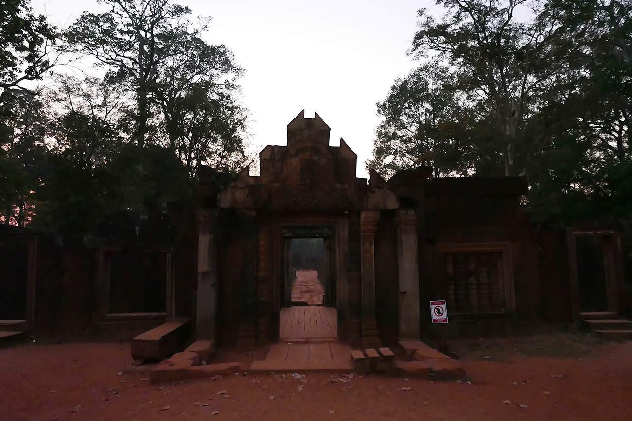 カンボジア・シェムリアップ世界遺産
