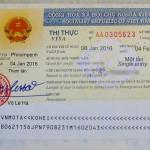 とっても簡単に取得できる!カンボジア・プノンペンでベトナムビザ取得方法