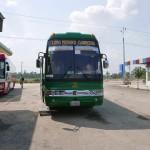 カンボジア・プノンペンからベトナム・ホーチミンへバス移動&国境越え