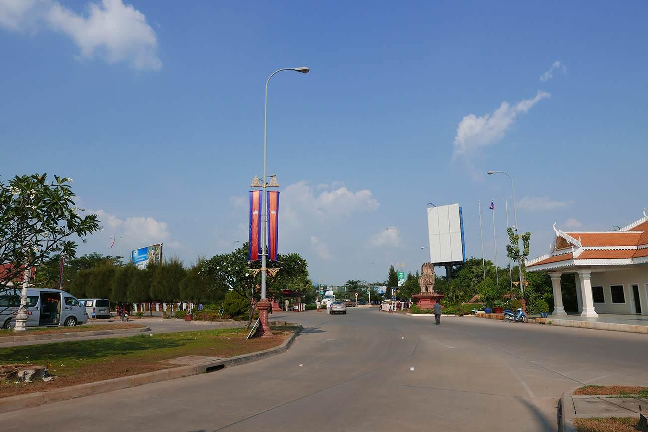 カンボジア・ベトナム国境