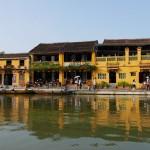 中国・日本・ベトナムの文化が融合した美しい街  古都・世界遺産ホイアン