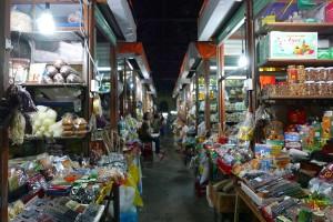 ホイアン_市場